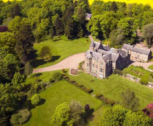 Letham Grange Chateau Sleeps 28
