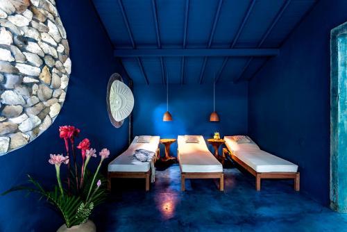 Cama ou camas em um quarto em UXUA Casa Hotel & Spa