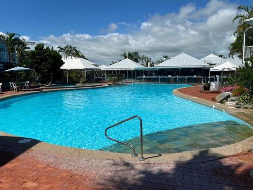 The swimming pool at or near Dolphin Heads Resort