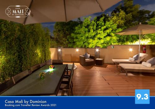 The swimming pool at or near Casa Malí by Dominion Boutique Hotel