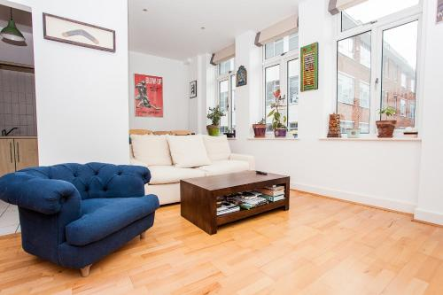 1 Bedroom Apartment in Farringdon