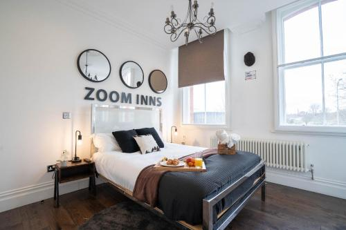 Lavish 2 bed apartment with Netflix&Free Parking