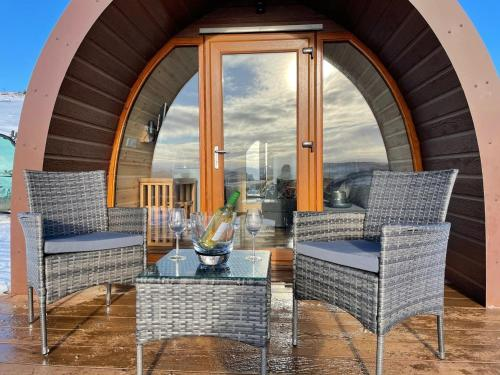 Highland Heights Luxury Glamping