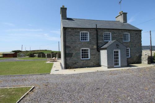 Borthwen Farmhouse