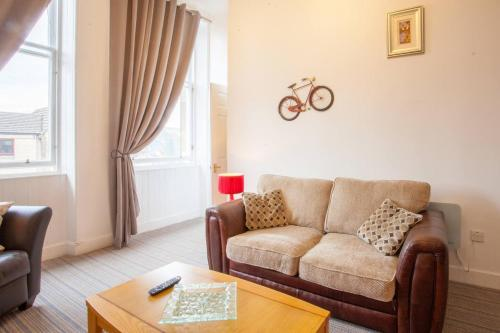 Bright 1 Bedroom Apartment in the Merchant City