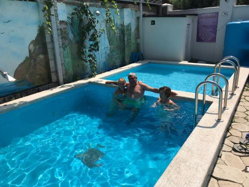 """The swimming pool at or close to Boutique-hotel """"Family"""""""