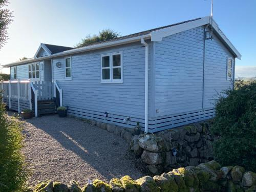 Cosy wooden lodge in Kippford Dalbeattie