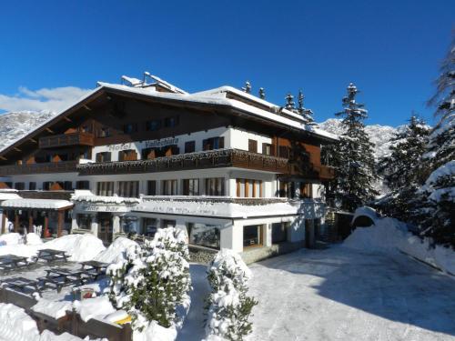 Hotel Vallechiara during the winter