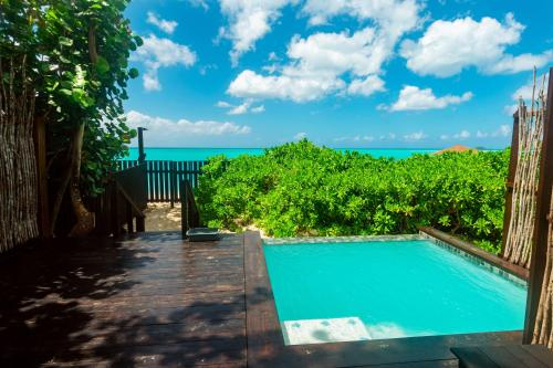 The swimming pool at or near Cocos Hotel Antigua - All Inclusive - Adults Only