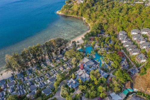 A bird's-eye view of Thavorn Beach Village Resort & Spa Phuket
