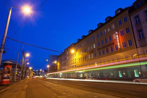 Hotel BIG MAMA Leipzig