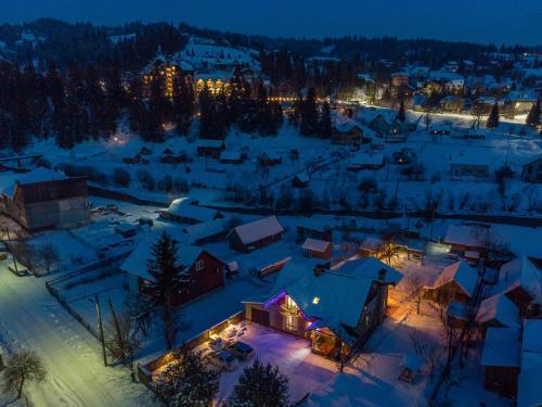 Kovalska Sadyba зимой