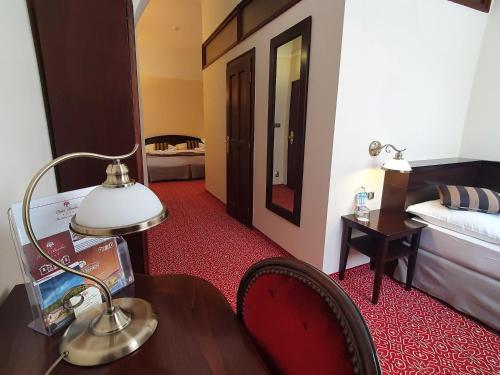 Posedenie v ubytovaní Hotel Bankov Košice