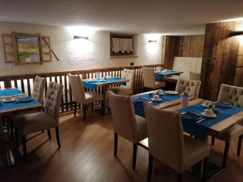 Restaurace v ubytování Hotel Piccolo Mondo