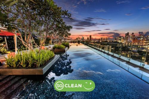 Jen Singapore Orchardgateway By Shangri La Sg Clean Singapur Aktualisierte Preise Fur 2021