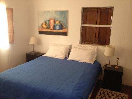 Cama o camas de una habitación en Casa Lila Hotel