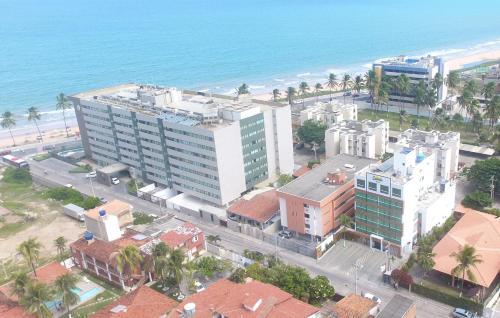 Uma vista aérea de Conde Hotel