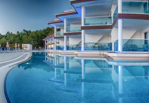The swimming pool at or near Garcia Resort & Spa - Ultra All Inclusive