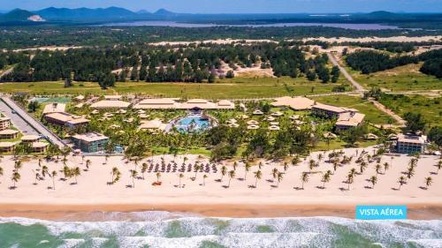 A bird's-eye view of Vila Galé Resort Cumbuco - All inclusive