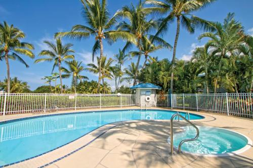 The swimming pool at or near Holua Resort