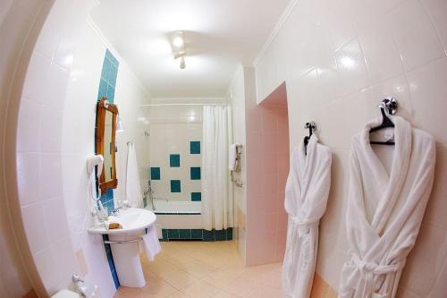 Ванная комната в Золотой Пляж