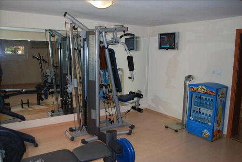Фитнес център и/или фитнес съоражения в Италия Хотел