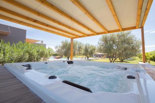 Spa and/or other wellness facilities at Villa Jardins D'Isa