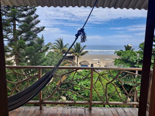 Un balcón o terraza de The Sea Garden House