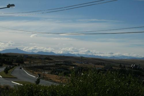 A bird's-eye view of Renting Calafate