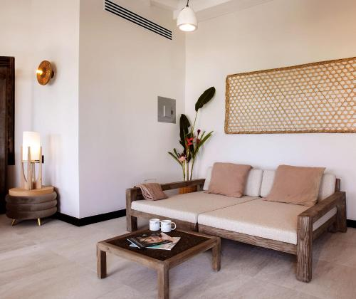 A seating area at Tamarind Hills