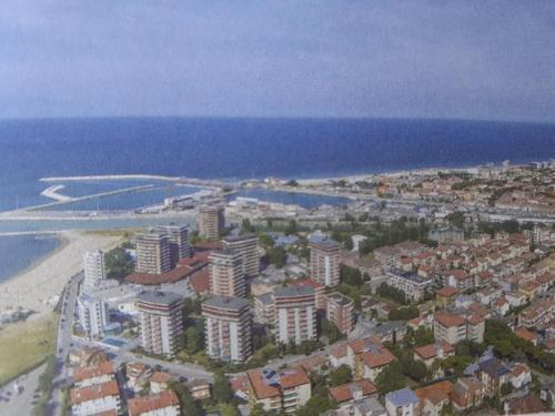 Vista aerea di Il Vicolo 48