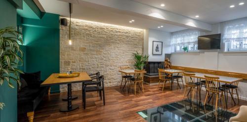 Εστιατόριο ή άλλο μέρος για φαγητό στο Its Kale Boutique Hotel