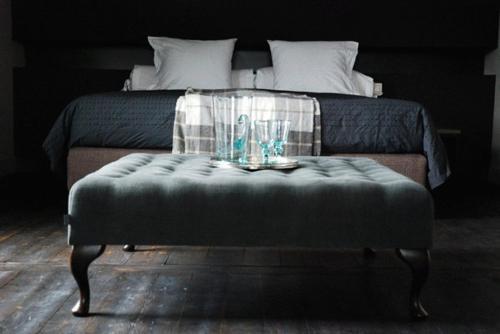 Кровать или кровати в номере B&B Villa des Roses