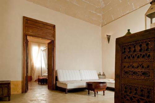 Area soggiorno di La Casa Dell'Arancio