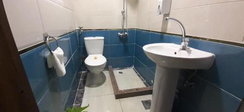 Un baño de Cairo Plaza Hotel