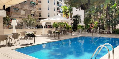 Hotel Teremar Benidorm, Spain