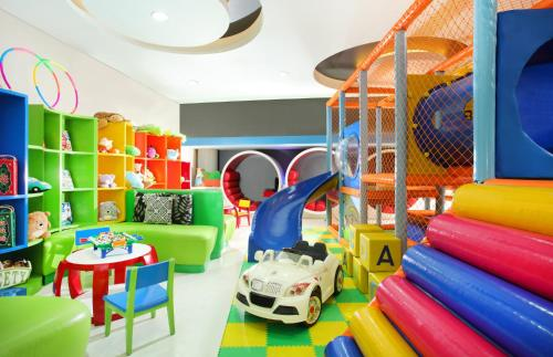 The kid's club at DoubleTree by Hilton Jakarta - Diponegoro