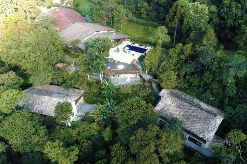 A bird's-eye view of Atelier Molinaro Boutique Hotel