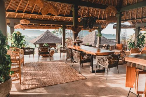 A restaurant or other place to eat at Samanvaya Luxury Resort & Spa - Adults Only