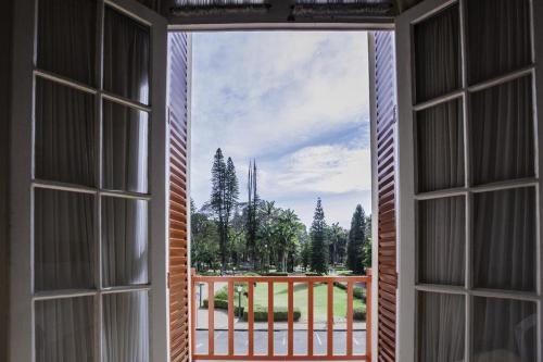 Uma vista da piscina em Palace Hotel - Poços de Caldas ou nos arredores