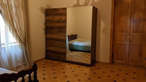 A bathroom at Hostel Bavaria