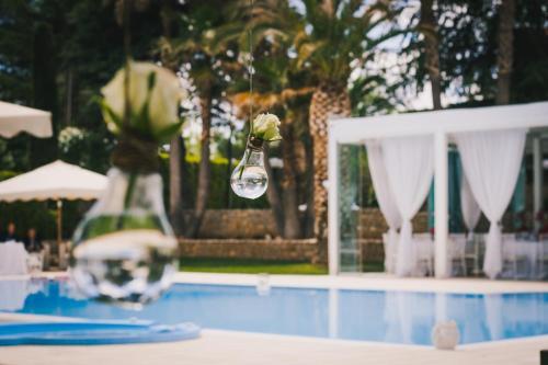 Piscina di B&B Villa Adriana o nelle vicinanze