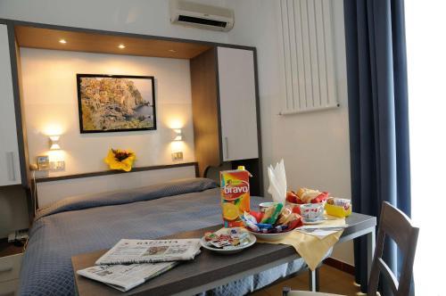 Завтрак для гостей Hotel Puntabella