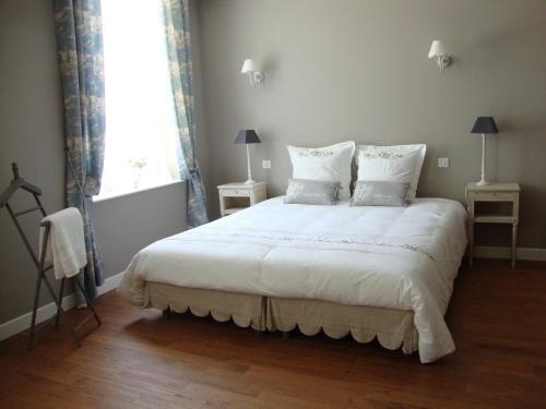 A room at La Cour des Carmes