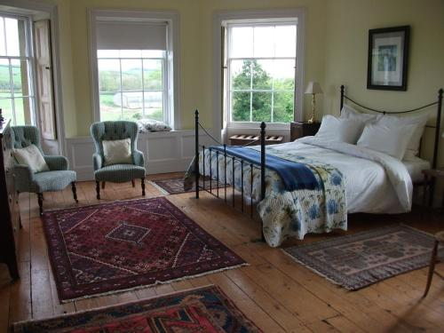 A room at Beachborough Country House