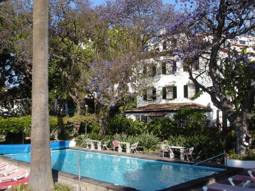 The swimming pool at or close to Quinta Da Penha De Franca