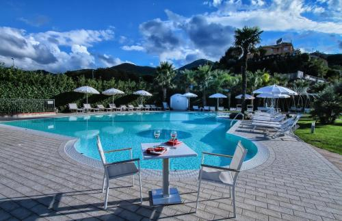 The swimming pool at or close to San Severino Park Hotel & SPA Sure Hotel Collection