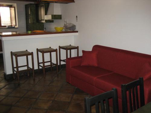 Area soggiorno di Appartamento Piazza Europa