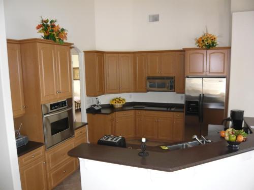 Küche/Küchenzeile in der Unterkunft Villa Cape Florida
