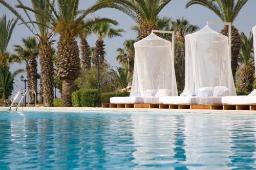 The swimming pool at or near Sentido Sandy Beach Hotel & Spa